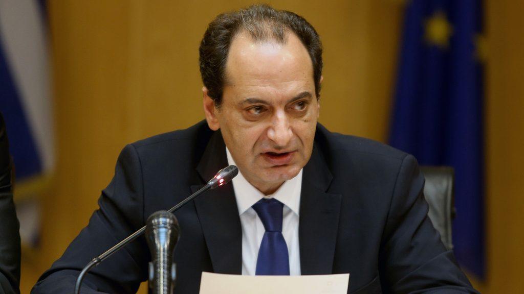 Σπίρτζης: Δεν μπορεί κυβέρνηση και κ. Μητσοτάκης να «αλληλοσυγχαίρονται» όταν έχουν τόσο μεγάλες ευθύνες
