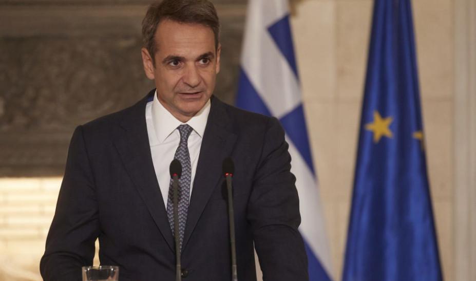 Μητσοτάκης: Πρωταγωνίστρια η Ελλάδα στην οικοδόμηση της κοινωνικής Ευρώπης