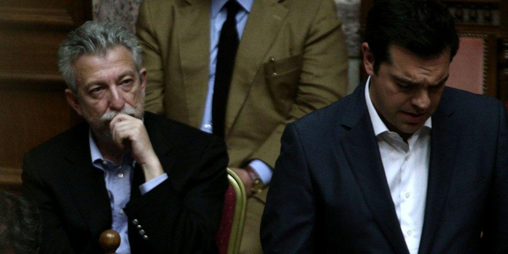 ΣΥΡΙΖΑ: Απάντηση στις τοποθετήσεις του Στ. Κοντονή