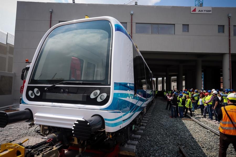 Κ. Αχ. Καραμανλής: Δεσμεύτηκα προσωπικά στους Θεσσαλονικείς για το πιο σύγχρονο Μετρό της Ευρώπης