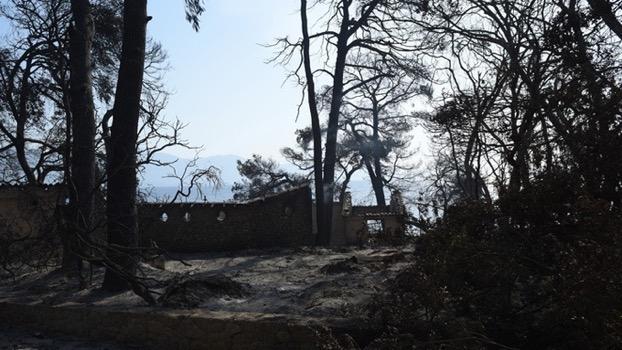 Κυβερνητικό κλιμάκιο υπό τον Στ. Πέτσα αύριο στην Πάτρα για αποτίμηση των καταστροφών από την πυρκαγιά στην Αιγιάλεια