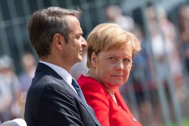 Μητσοτάκης για Μέρκελ: Είχαμε τις διαφωνίες μας αλλά ήταν φωνή σταθερότητας στην Ε.Ε.