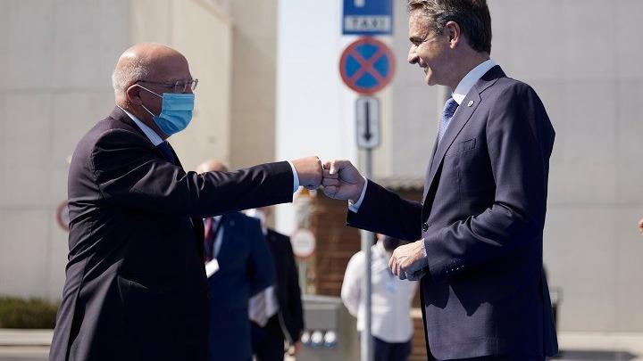 EUMED9-Α. Σάντος Σίλβα: Να μειώσουμε τις κοινωνικές συνέπειες της κλιματικής αλλαγής και της πανδημίας
